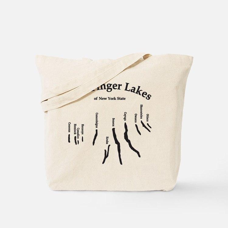 finger-lakes 2 logo.png Tote Bag