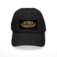 Retired Chauffeur Baseball Hat
