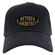 Retired Architect Baseball Cap