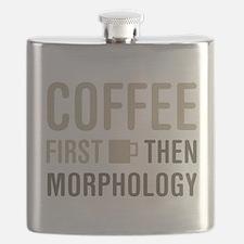 Coffee Then Morphology Flask