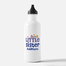 Personalized Name Litt Water Bottle