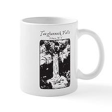Taughannock falls bw.png Mugs