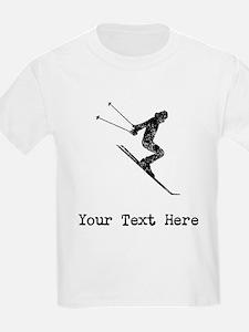 Vintage Ski Jumper (Custom) T-Shirt