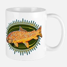 Tiger Trout Mugs