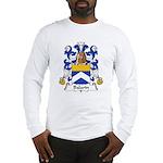 Balarin Family Crest Long Sleeve T-Shirt
