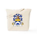 Balarin Family Crest Tote Bag
