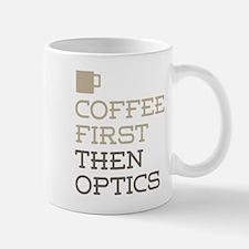 Coffee Then Optics Mugs