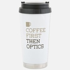 Coffee Then Optics Travel Mug