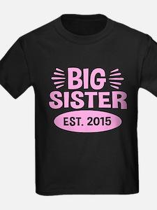 Big Sister Est. 2015 T