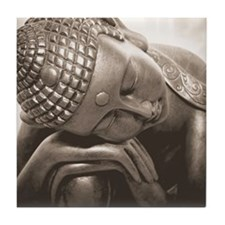 Thai Buddha Tile Coaster