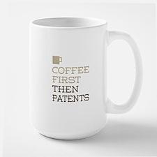 Coffee Then Patents Mugs