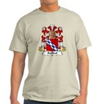 Bailleul Family Crest Light T-Shirt