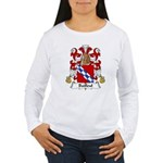 Bailleul Family Crest Women's Long Sleeve T-Shirt