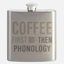 Coffee Then Phonology Flask