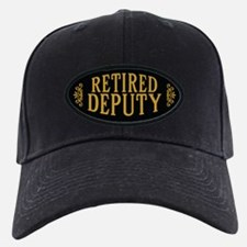 Retired Deputy Baseball Cap