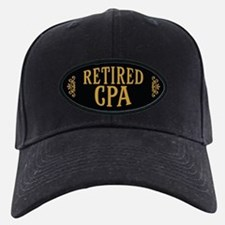 Retired CPA Baseball Hat