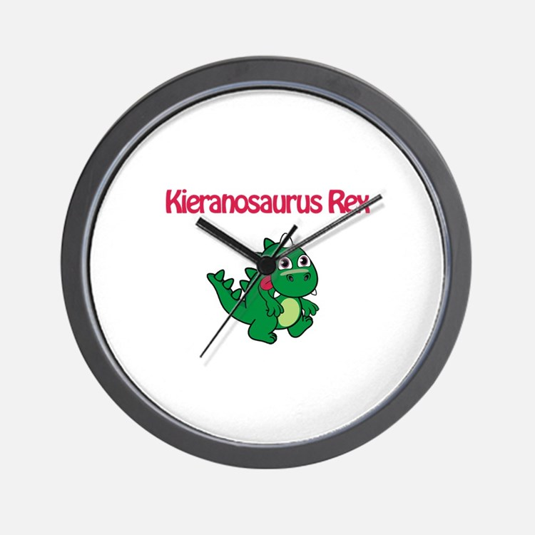 Kieranosaurus Rex Wall Clock