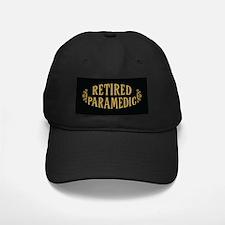 Retired Paramedic Baseball Hat