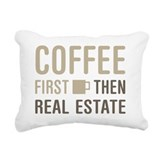 Real estate agent Rectangle Canvas Pillows