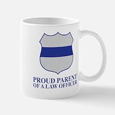Proud Parent of a Law Enforcement Officer Mugs