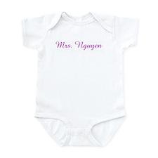 Mrs. Nguyen Infant Bodysuit