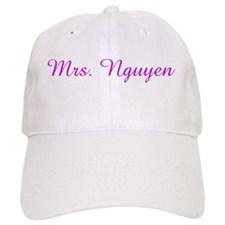 Mrs. Nguyen Baseball Cap