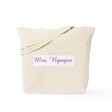 Mrs. Nguyen Tote Bag