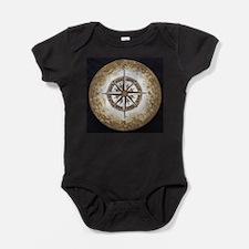 Spirit Compass Baby Bodysuit