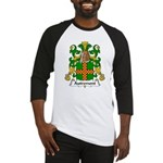 Autremont Family Crest Baseball Jersey