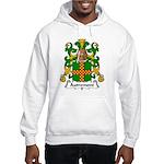 Autremont Family Crest Hooded Sweatshirt