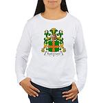 Autremont Family Crest Women's Long Sleeve T-Shirt
