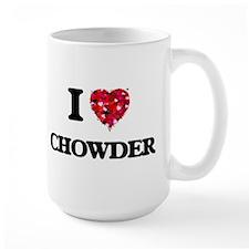 I love Chowder Mugs