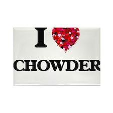 I love Chowder Magnets