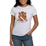 Authier Family Crest Women's T-Shirt