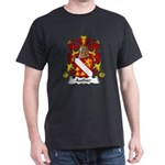 Authier Family Crest Dark T-Shirt