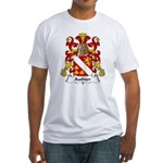 Authier Family Crest Fitted T-Shirt