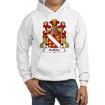 Authier Family Crest Hooded Sweatshirt