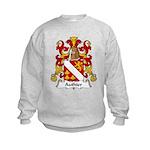 Authier Family Crest Kids Sweatshirt