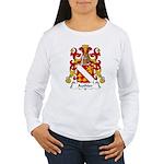 Authier Family Crest Women's Long Sleeve T-Shirt