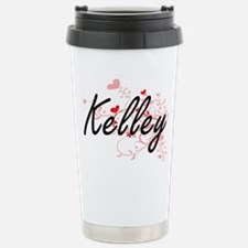 Kelley Artistic Design Travel Mug