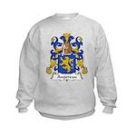 Augereau Family Crest Kids Sweatshirt