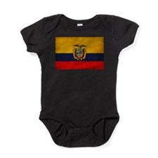 Funny South america Baby Bodysuit