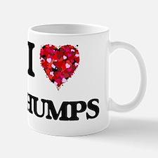 I love Chumps Mug