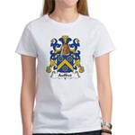 Auffret Family Crest Women's T-Shirt