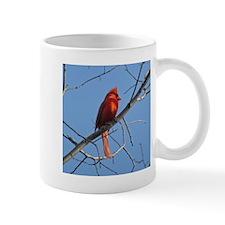 Male Cardinal Mug
