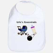 Lifes Essentials Bowling Bib
