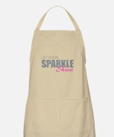 Let Your Sparkle Shine Apron
