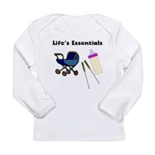 Lifes Essentials Rowing Long Sleeve T-Shirt
