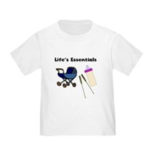 Lifes Essentials Rowing T-Shirt