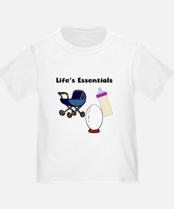 Lifes Essentials Rugby T-Shirt